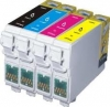 Druckerpatronen Set - Epson T1285 XL (black,cyan,magenta,yellow)